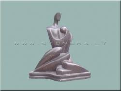 Akmens Skulptūra MEILĖ