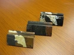 Vizitinių kortelių dėklas iš akmens MAGIJA