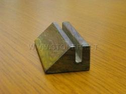 Vizitinių kortelių dėklas iš akmens  WAYOMING